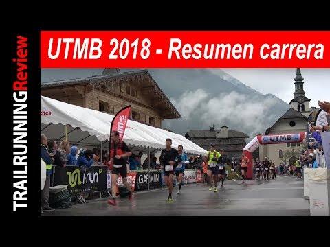 UTMB 2018 -