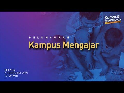 Peluncuran Kampus Mengajar