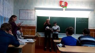Школьницы из 90-Х (№1)