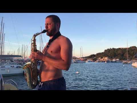 Hallelujah | | SAXOBEATZ @ ST. TROPEZ | DJ & Live Saxophone | Adrian Planitz
