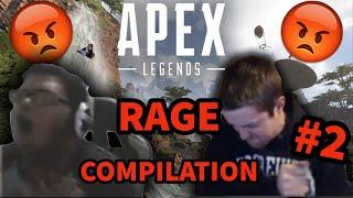 Apex Legends: RAGE COMPILATION