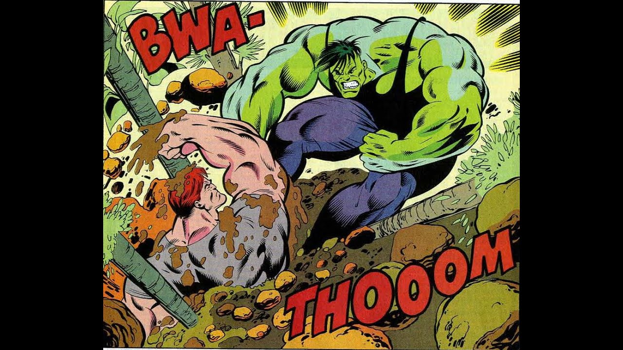 Professor Hulk vs. Juggernaut (Part 1 of 3) - World War ...