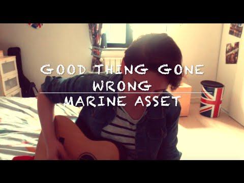 Good Thing Gone Wrong - Ebony Day (Marine Asset cover)