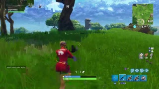 Getting wins in New high explosives mode on fortnite