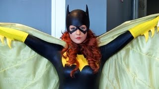 Batgirl! Barbara Gordon Version Cosplay - ConnectiCon 2013