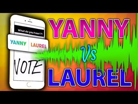 El Audio que Todos Escuchan Diferente - La Verdad de Yanny o Laurel - Explicación