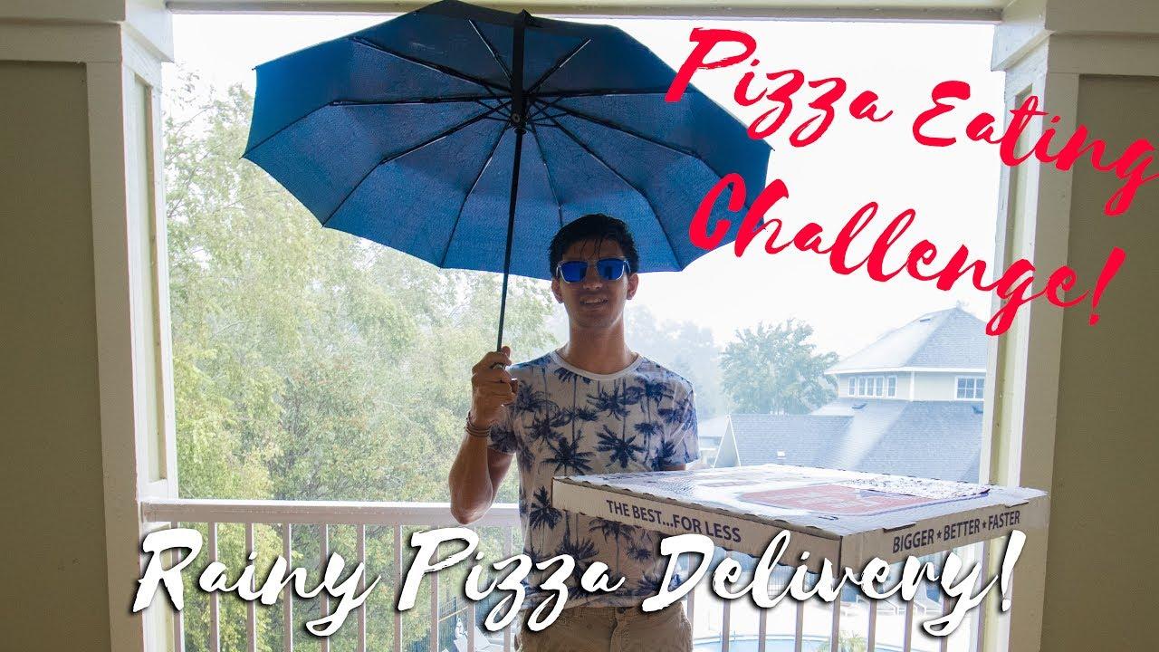 Five Star Piezilla Challenge 24 Inch Pizza Youtube
