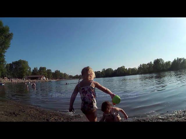Игры детей на воде