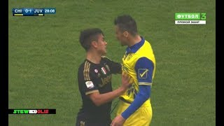Paulo Dybala ⚽ Best Fights & Angry Moments \ Migliori Risse ⚽ Part 2 ⚽ 1080i HD #Dybala #Juventus