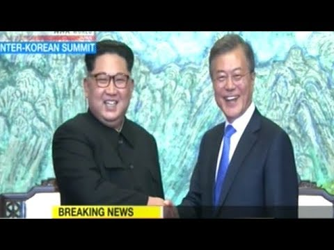 """""""There Will Be No More War On The Korean Peninsula! We Are Proclaiming The New Era Of Peace!"""""""