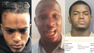 XXXTentacion Killer's Brother Threatens to Pull Up on Anyone Talking about Dedrick D Williams