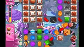 Candy Crush Saga, Level 1244, 3 Stars, No Boosters