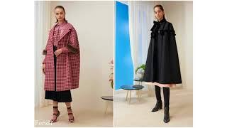 Модные женские пальто 2018-2019 фото из новых коллекций известных брендов