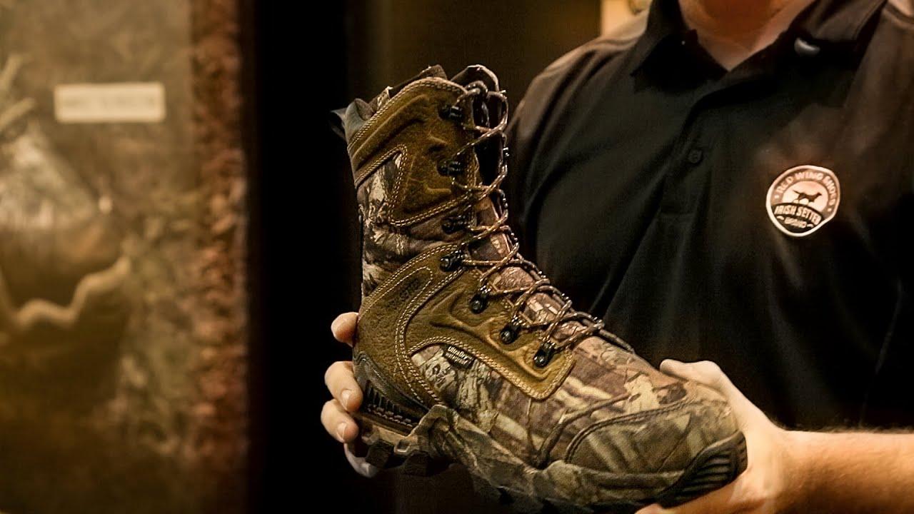 1e4f0c15d89 Irish Setter Deer Tracker Boots - Mossy Oak - Product Spotlight