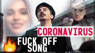 NEW!! CORONAVIRUS song GET OUT from My HOOD song COVID 19 must DIE Medicine!!!!