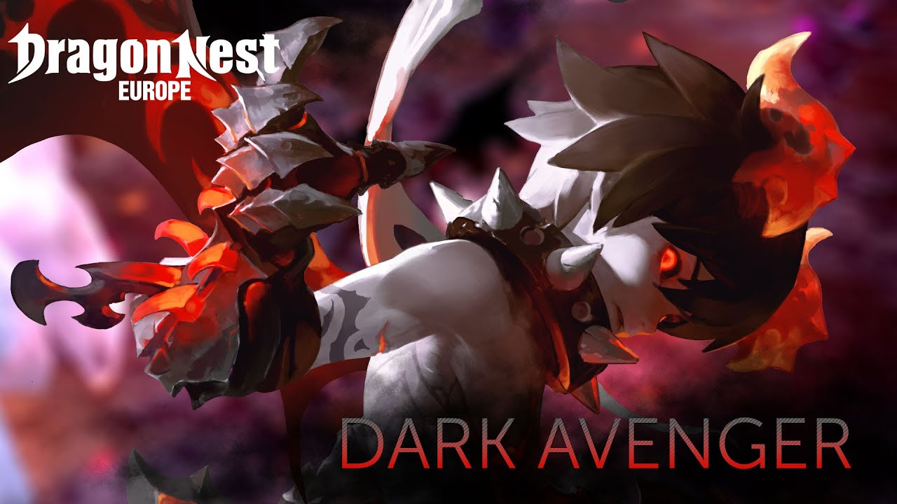 The Dark Avenger Dragon Nest Europe Youtube