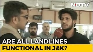 Jammu And Kashmir Communications Blackout: The Real Picture