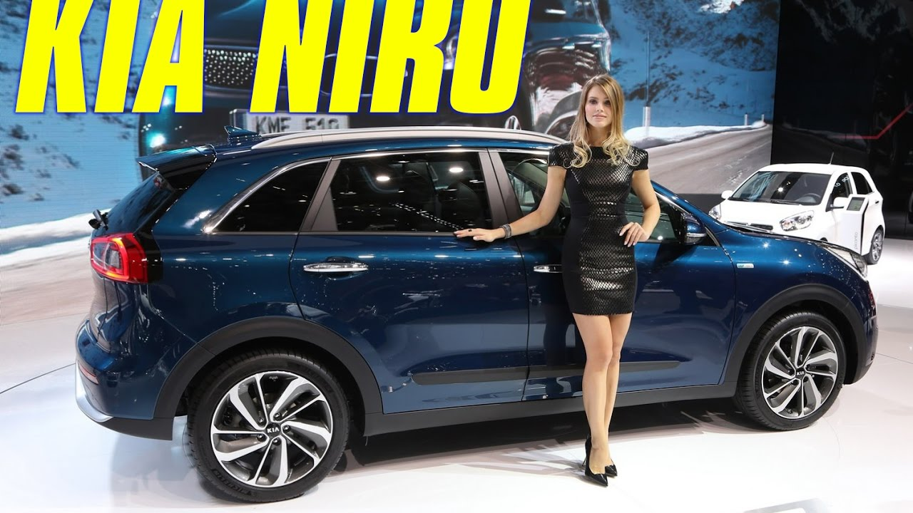 Wow 2017 Kia Niro Hybrid First Drive