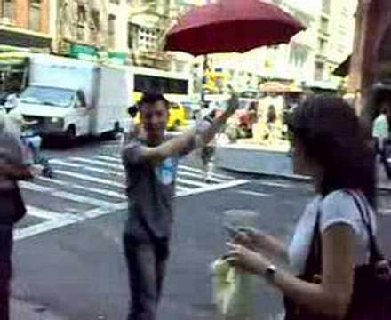 Marco Tempest  PhoneCam Magic 1  The Umbrella