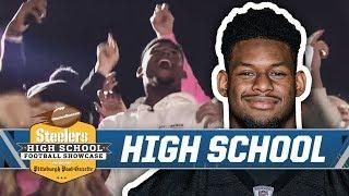 JuJu invades Bethel Park High School   Steelers Showcase