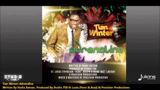 "Tian Winter - ADRENALINE ""2013 Antigua Soca"" (Studio 758 & Precision Productions)"