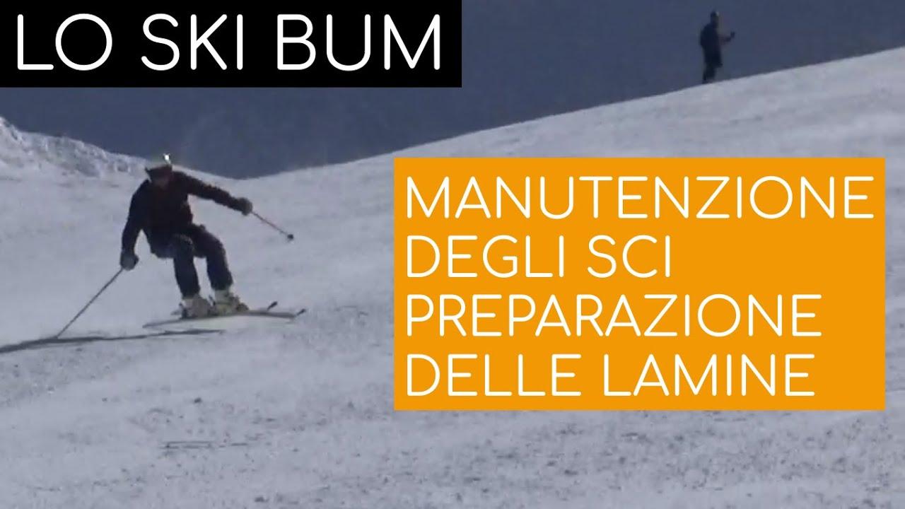 Guida alla preparazione e manutenzione degli sci