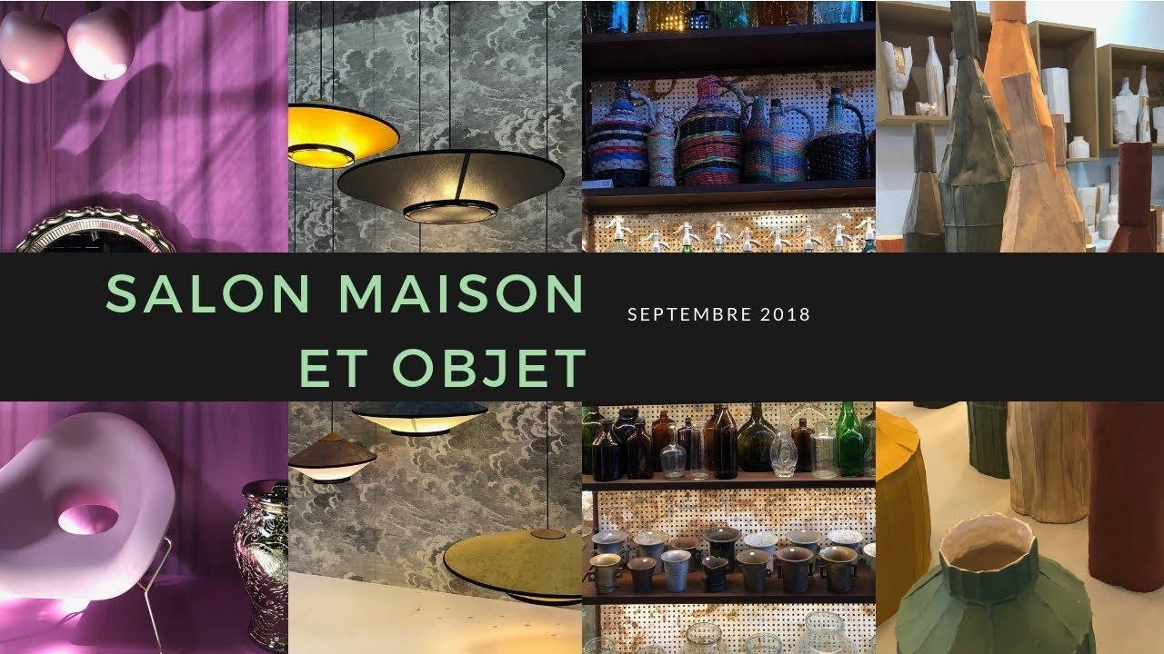 Salon Maison Objet Septembre 2018