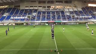 2018年6月16日18:00に福岡はレベルファイブスタジアムで行われたJ2第19...