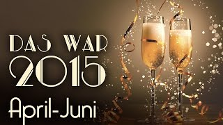 Thumbnail für Der große GameTube-Jahresrückblick 2015 - #2 - April bis Juni