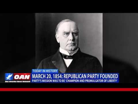 This Week in History: The Birth of The Republican Party