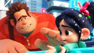 2 NEW Wreck-It Ralph 2 CLIPS - Ralph Breaks The Internet