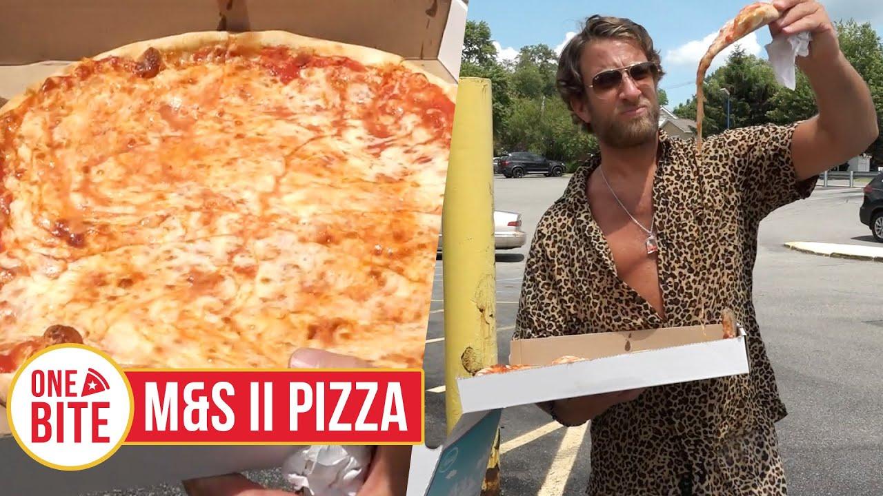 Barstool Pizza Review - M&S II Pizza (Rockaway, NJ)