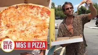 Barstool Pizza Review - M&s Ii Pizza  Rockaway, Nj