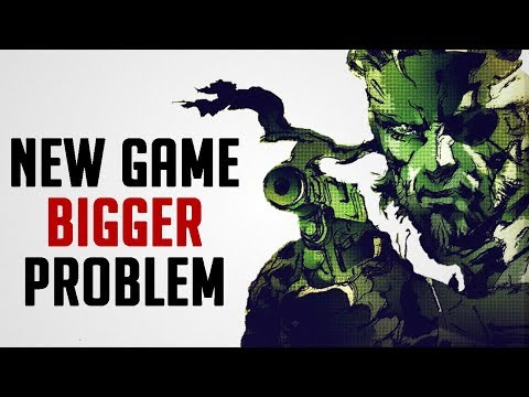 The Big BAD Issue With Metal Gear Survive