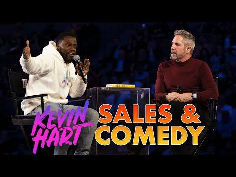 Kevin Hart and Grant Cardone talk Sales