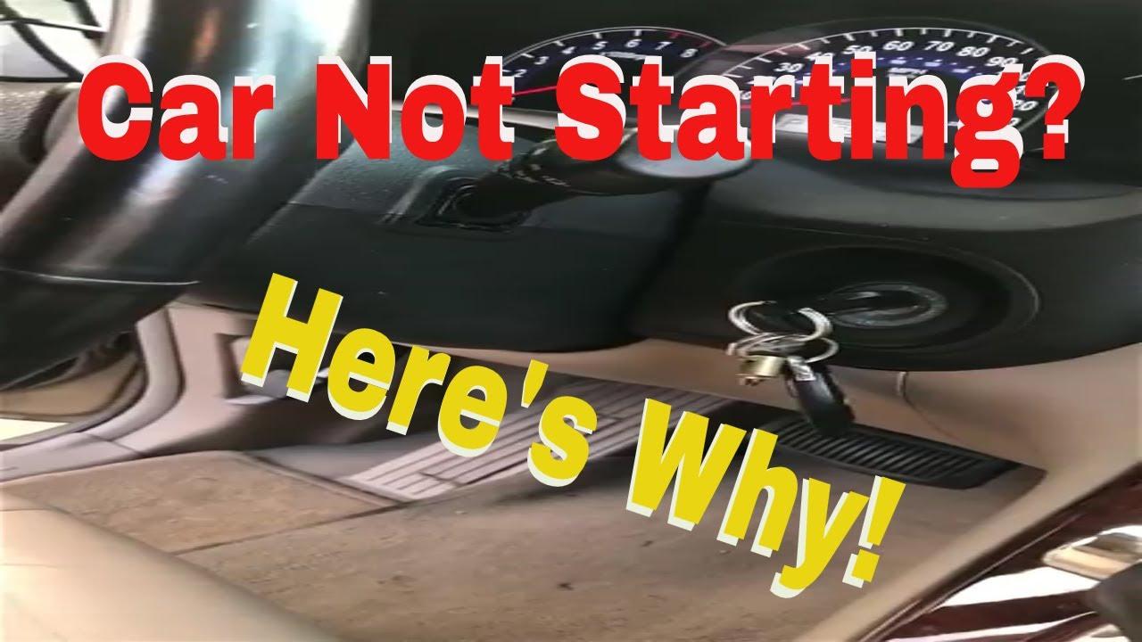 Kia Hyundai Car Won T Start No Crank Ips Module Fix