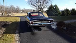 1964 ford galaxie take off