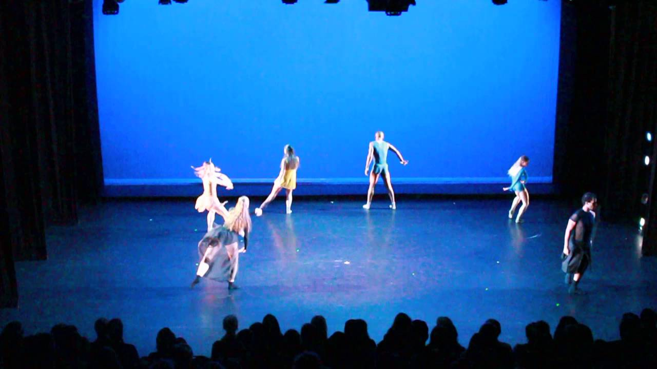 Andre Tyson   ~sCoPtOmA~   Ailey/Fordham BFA Fall Concert   2015
