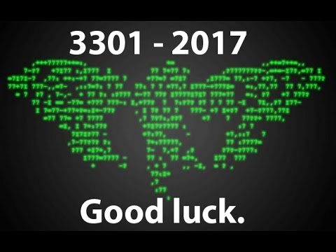 CICADA - 3301 2017 Game -Most Mysterious Internet Puzzle.