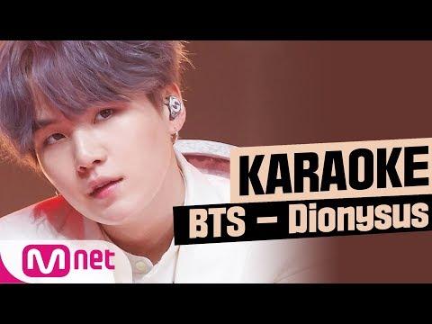 [MSG Karaoke] BTS - Dionysus