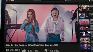 Клип российской группы Little Big на песню Uno стремительно покоряет интернет.