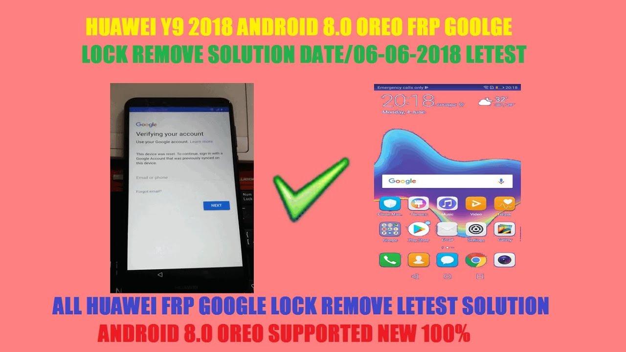 Huawei Y9 2019 Root Xda