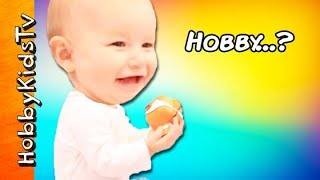 [4.13 MB] HobbyBaby Gets His NEW Hobby Name!