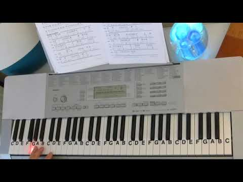 How To Play ~ Somewhere My Love ~ Lara's Theme ~ DrZhivago ~ LetterNotePlayer ©