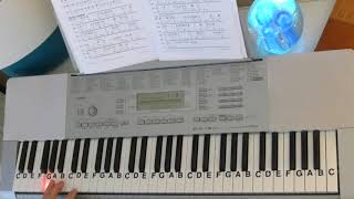 How To Play ~ Somewhere My Love ~ Lara's Theme ~ Dr  Zhivago ~ LetterNotePlayer ©