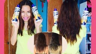 Haz crecer tu cabello en 30 días con shampoo de caballo - Coco Alternativo