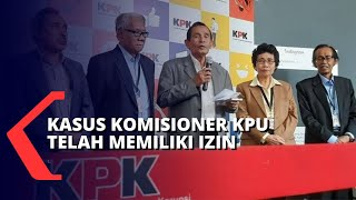 Kasus Suap Komisioner KPU, Dewan Pengawas KPK: Izin Geledah Telah Dikeluarkan