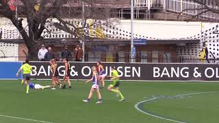 VFLW Round 14 RICvWIL Highlights