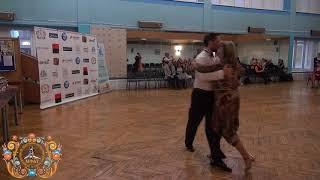 Аргентинское танго   Танго САЛОН начинающие и Про Эм финал 03