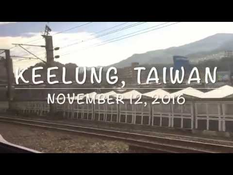 VLOG#1 KEELUNG, TAIWAN
